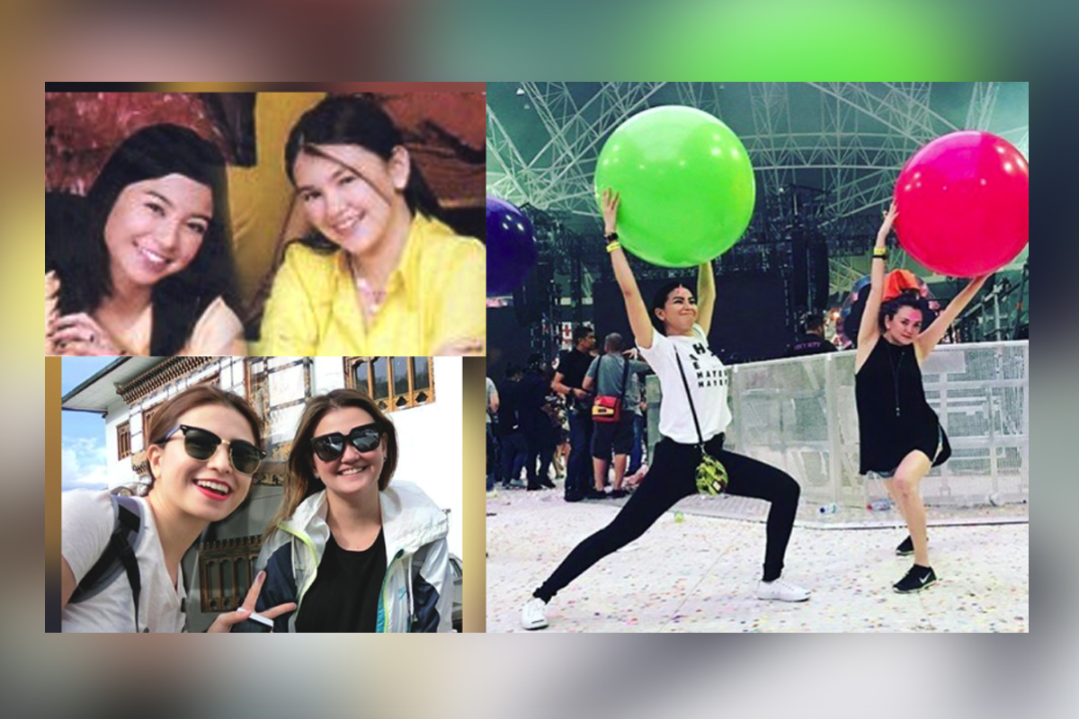 15 Photos that show Angelica Panganiban's everlasting friendship with Glaiza de Castro!