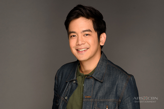 GLAM SHOTS: Joshua Garcia as Joseph in The Good Son