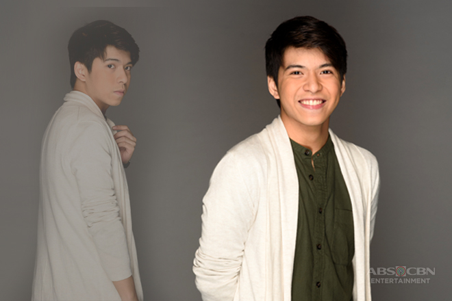 GLAM SHOTS: Nash Aguas as Calvin in The Good Son