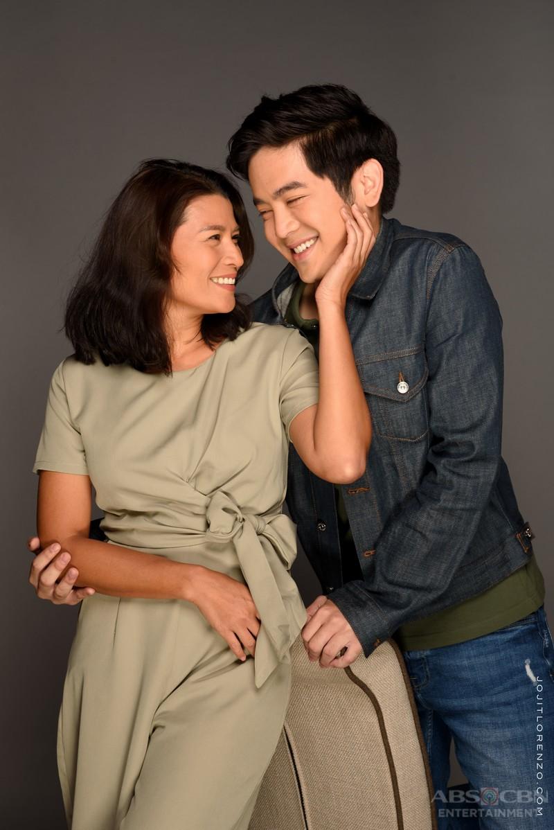 PHOTOS: Ang Pamilya Reyes ng The Good Son