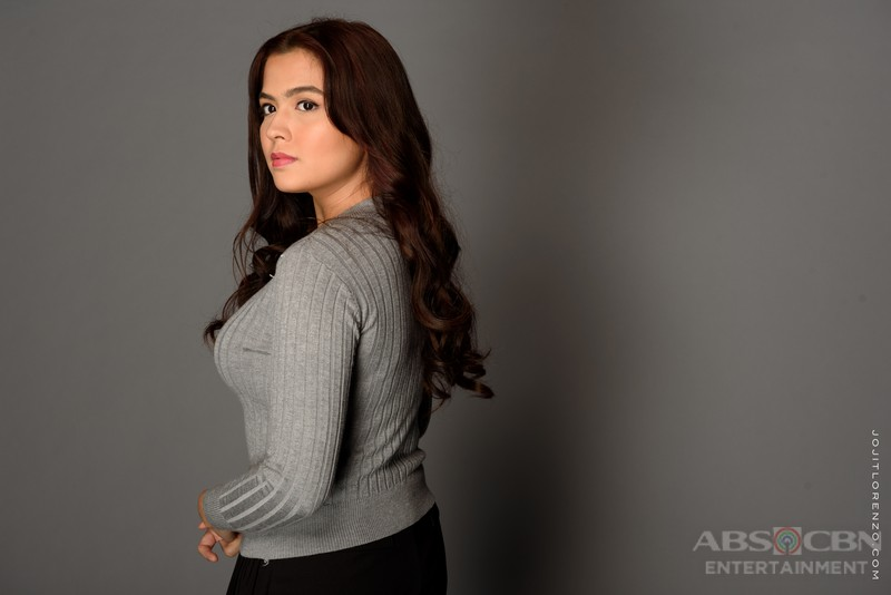 GLAM SHOTS: Alexa Ilacad as Justine in The Good Son