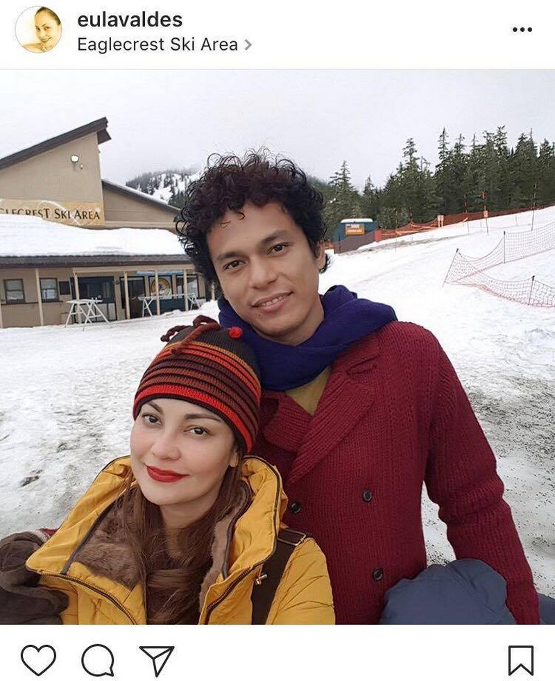IN PHOTOS: Eula Valdez with her lovable partner for 9 years!