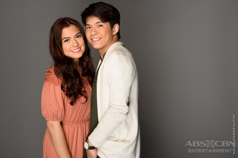 GLAM SHOTS: Nash at Alexa bilang Calvin at Justine sa The Good Son