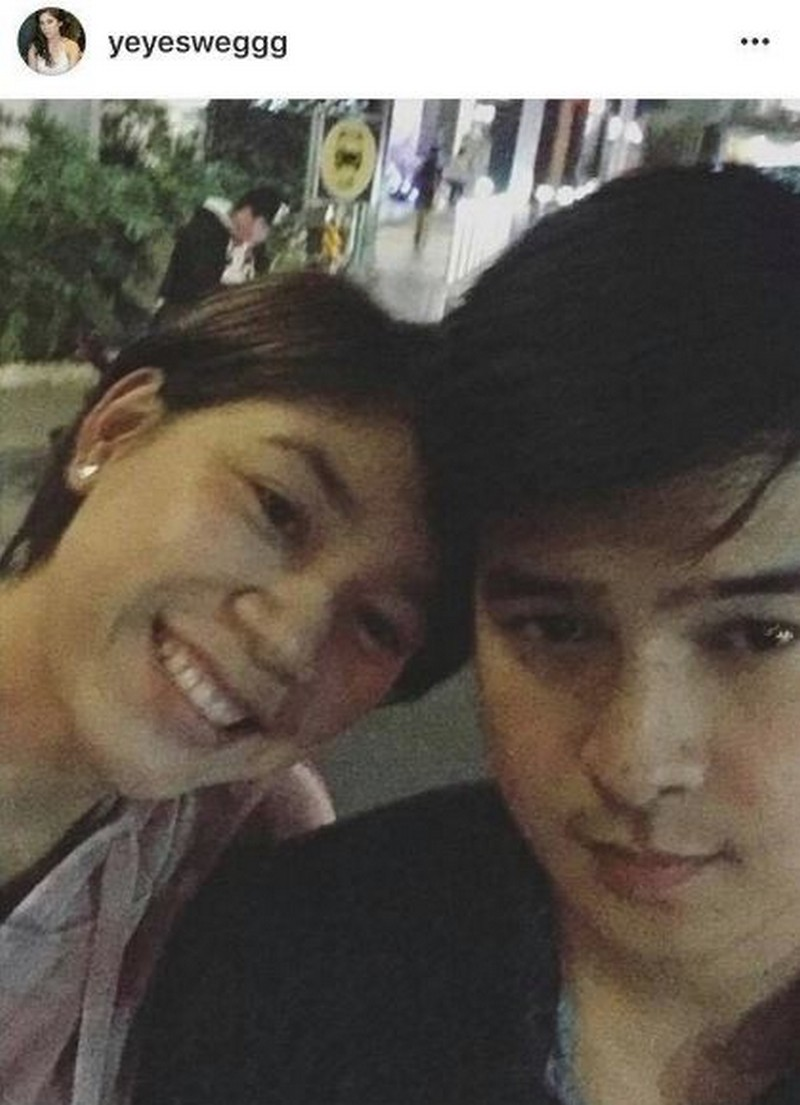 "LOOK: Jerome Ponce with his Most Valuable ""Partner"""