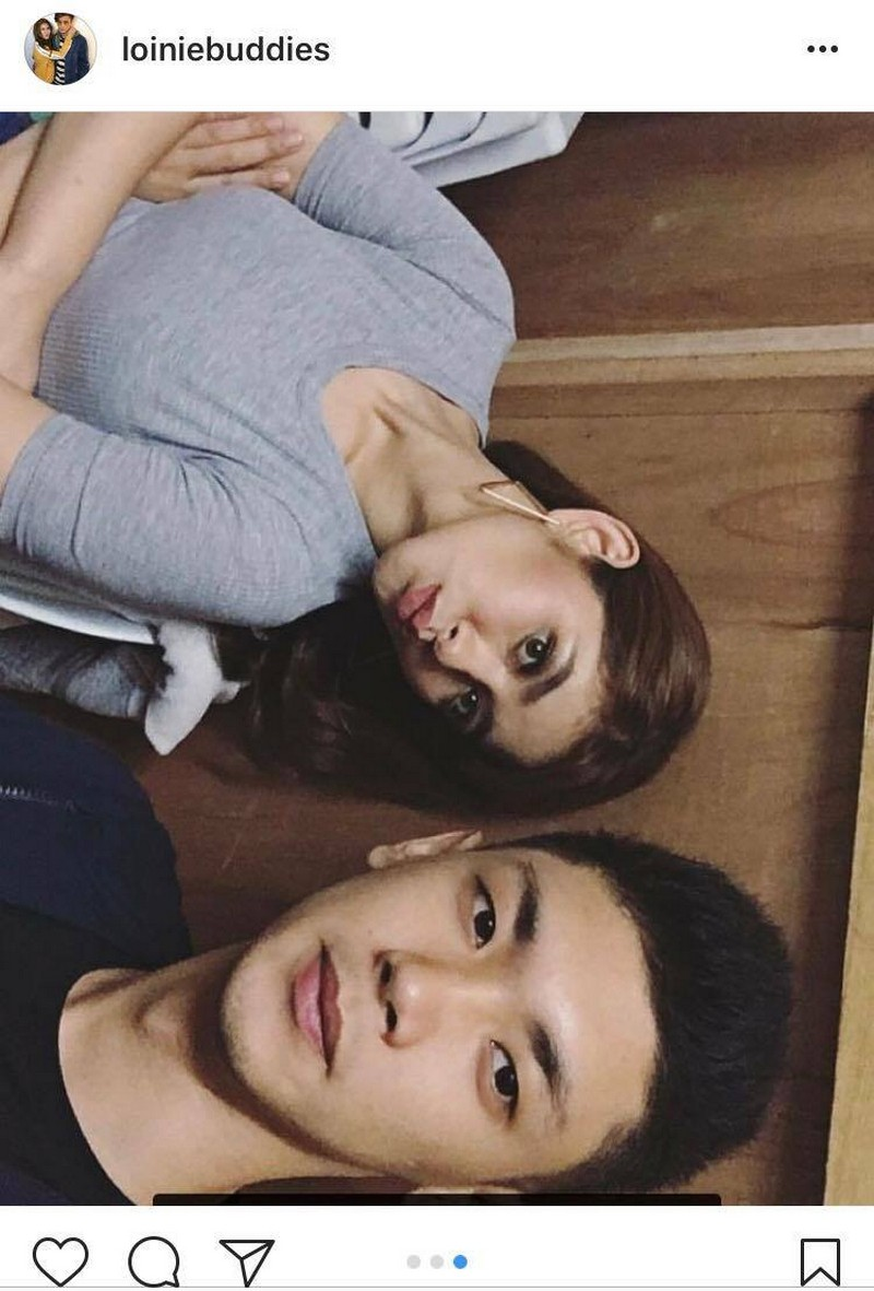IN PHOTOS: Loisa Andalio with her hunky chinito brother!