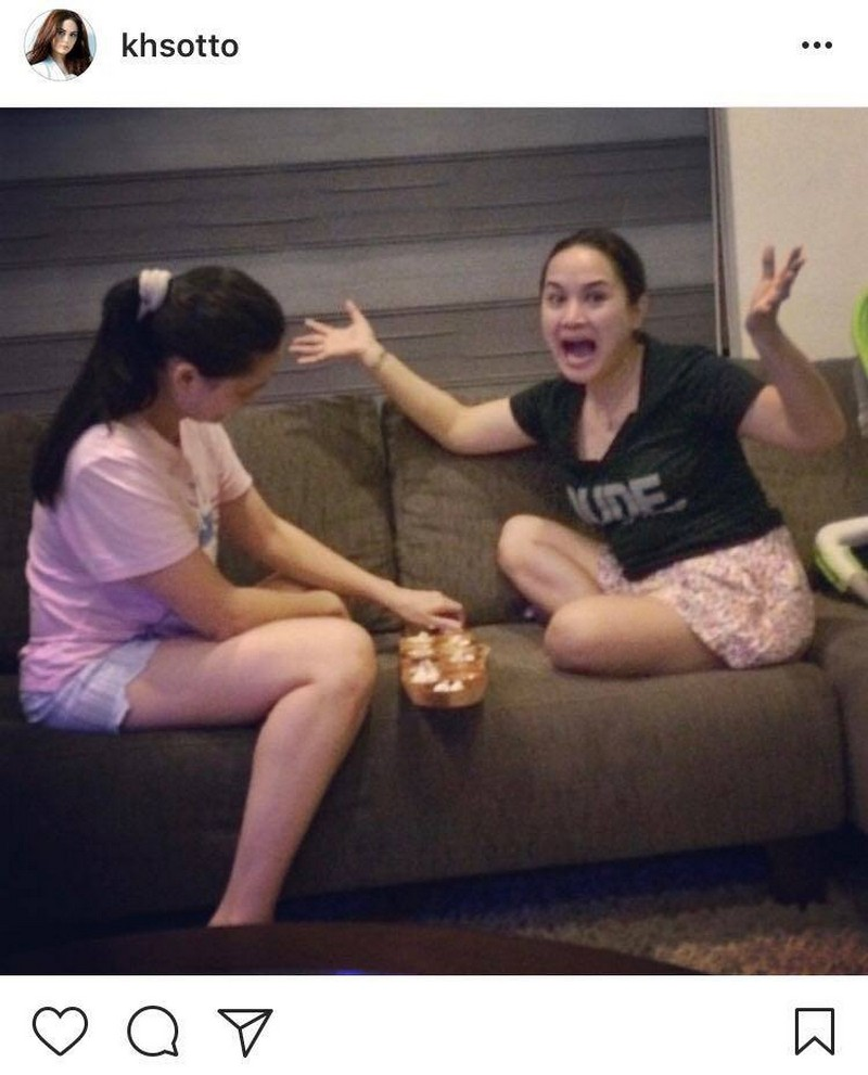 LOOK: Kathleen Hermosa with her equally gorgeous sisters!