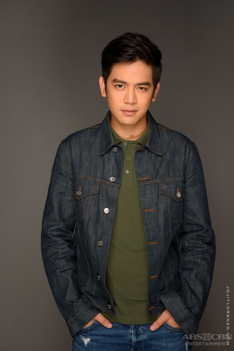 GLAM SHOTS: Joshua Garcia as Joseph in The Good Son