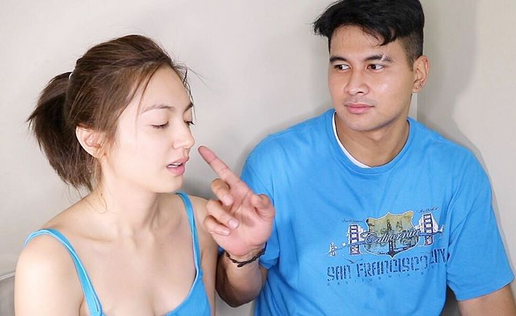 "LOOK: 33 Photos of Joem Bascon with his ""Inday"" for life!"