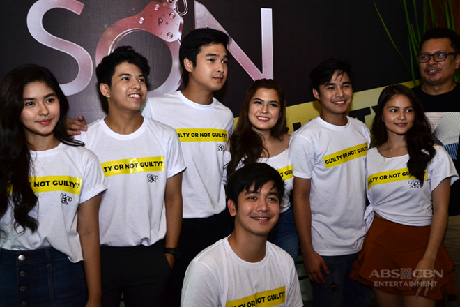 PHOTOS: The Good Son Finale MediaCon