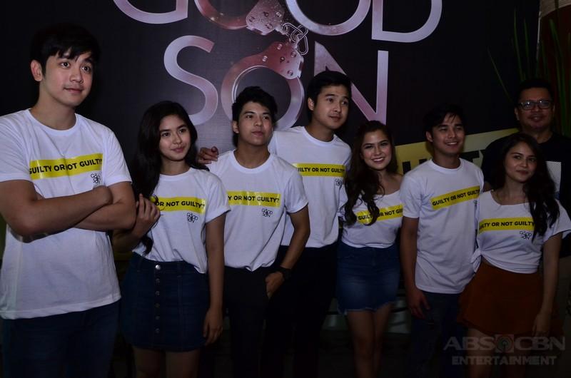 PHOTOS: The Good Son Finale MediaCon