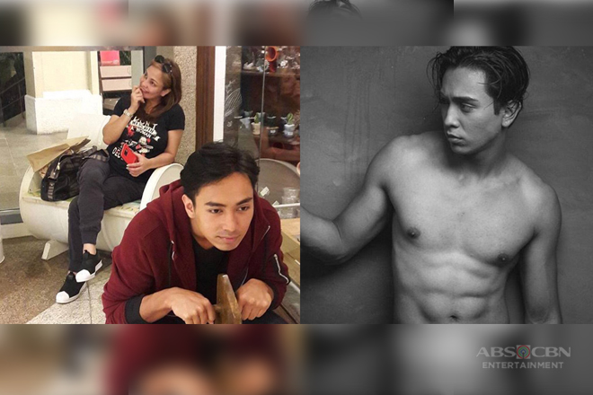 IN PHOTOS: Meet the moreno heartthrob son of Eula Valdez