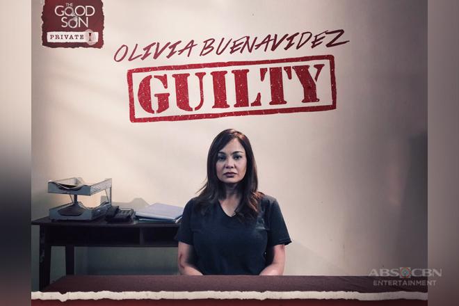 Olivia Buenavidez: GUILTY!
