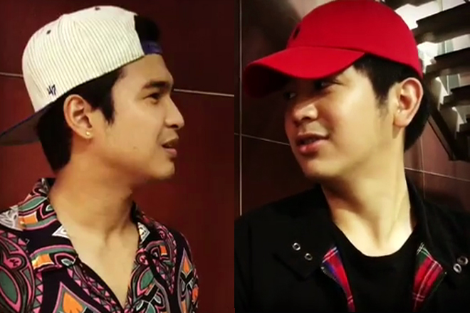 LAUGHTRIP! Jerome and Joshua spoof the viral